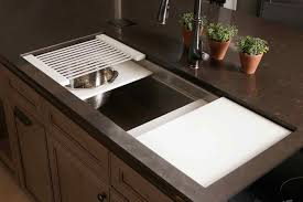 White Undermount Kitchen Sink Modern Stainless Steel Kitchen Sink Design Kitchen Black