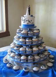 cupcake wedding cake wedding cupcakes cupcake wedding cakes this idea with the