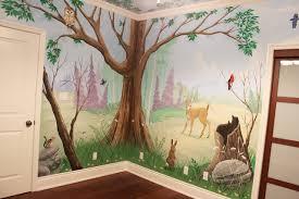 Mural Wall Art by Mural Magic Big Ideas Hand Painted On Big Walls