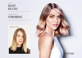 the latest hair colour techniques blondme color products
