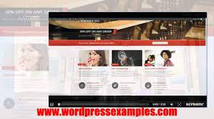 kallyas theme multi purpose wordpress theme kallyas demo youtube