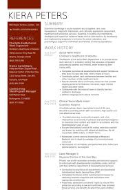 Sample Intern Resume by Social Work Resume Samples Visualcv Resume Samples Database
