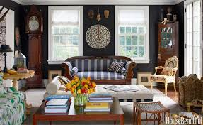 Colorful Colonial House Philip Gorrivan Colonial House Design - Colonial living room design