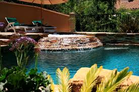 Lazy River Pools For Your Backyard by Water U0026 Fire Features U2014 California Pools