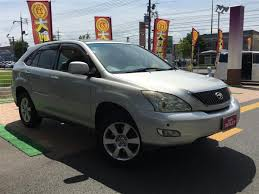 toyota lexus harrier 2004 2004 toyota harrier 240g l package used car for sale at gulliver