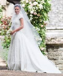 wedding dress high pippa middleton s wedding dress popsugar fashion
