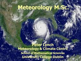 maph40410 synoptic meteorology meteorology m sc peter lynch