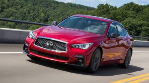 lexus infiniti q50 2018 infiniti q50 red sport 400 first drive all the details