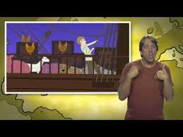 all about thanksgiving in the usa in american sign language from