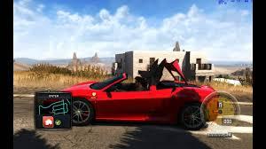 top speed f430 test drive unlimited 2 430 scuderia spyder 16m top
