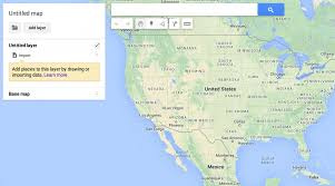 Google Maps Argentina How To Map With Google My Maps Storybench