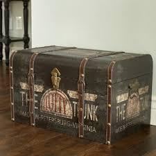 Vintage Trunk Coffee Table Coffee Table Decorative Trunks You U0027ll Love Wayfair