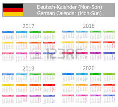 Kalender 2018 Germany Kalender 2018 Stock Photos Royalty Free Kalender 2018 Images And