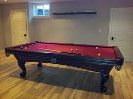 brunswick 3 piece slate pool table brunswick 9 glenwood slate pool table with a mcintosh centennial