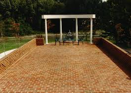 Types Of Patio Pavers by Brick Patio Design And Installation Company Northern Va