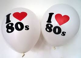 80s Theme Party Ideas Decorations 80s Party Decoration I Love 80s Balloons X 10 12
