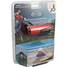 ion america cool i cam s3000 action camcorder with 720p hd video
