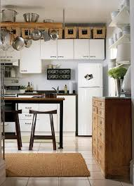 7 decorating tricks for small kitchens storage ideas storage