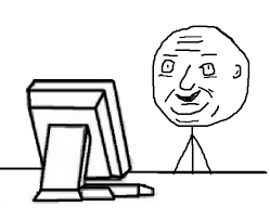 Funny Memes Faces - i like dis computer reaction faces know your meme
