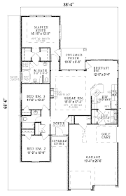 willinda traditional ranch home plan 055d 0194 house plans and more