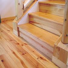 Laminate Flooring Stair Treads Southern Pine Stair Treads Wi Weekes Forest Products
