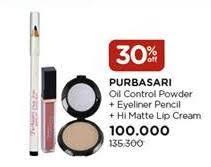 Pensil Alis Purbasari promo harga purbasari pensil alis terbaru minggu ini hemat id