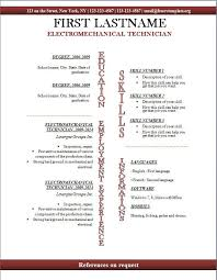 Functional Resume Template Free Resume Templates For Openoffice 7 Functional Resume Templates Open