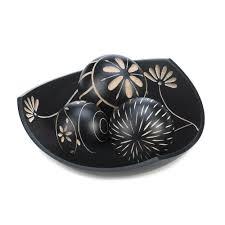 wooden centerpiece coffee table bowl decorative balls accent decor