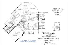 Mountain House Floor Plans by Lake Breeze Cottage B 2714 House Plan House Plans By Garrell