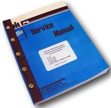 international d dt 360 diesel engine service repair shop manual