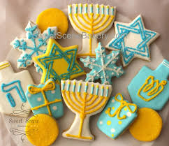 hanukkah cookies 8 best hanukkah cookies images on decorated cookies