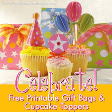 birthday party planner template party planning center free printable birthday party cupcake printable birthday party gift bags and cake toppers