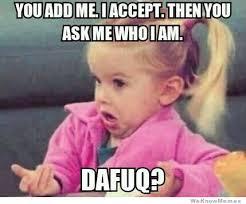 Dafuq Girl Meme - dafuq girl weknowmemes