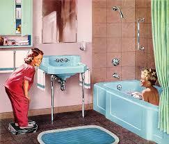 1940s bathroom design cosmopolitan bench bath gramercy lavatory kohler of kohler 1950