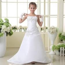kids white dresses cocktail dresses 2016