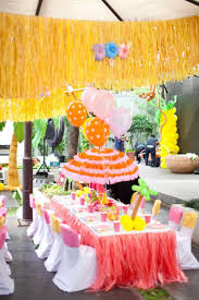 luau party decorations luau party decorations ideas decorating kid s birthday party with