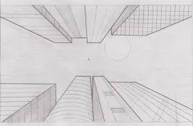 tag easy one point perspective drawing drawing art gallery