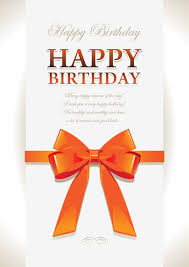happy birthday ribbon happy birthday ribbon vector free vector graphic