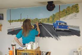 28 automotive wall murals the brilliant and gorgeous car automotive wall murals signs and murals