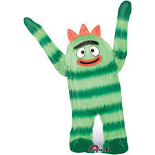 Yo Gabba Gabba Party Ideas by Yo Gabba Gabba Brobee 34 U0026 34 Balloon Each Party Supplies