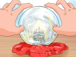 how to make a crystal ball with pictures wikihow