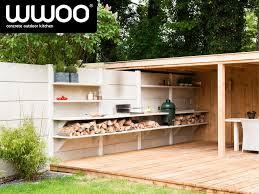 outdoor küche wwoo outdoorküche mit überdachnung