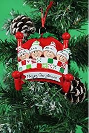 personalised family tree ornament decoration bauble