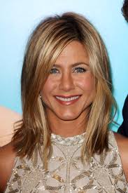 the 25 year evolution of jennifer aniston u0027s hair shoulder length