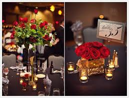 Red Rose Table Centerpieces by The 25 Best Red Rose Centerpieces Ideas On Pinterest Red