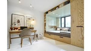 id馥 placard chambre this bedroom is packed with storage and style storage