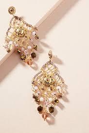 Sparkly Chandelier Earrings Gas Bijoux Earrings For Women Drop Chandelier U0026 Posts
