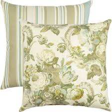 cheap decorative pillow set spring home decor classic floral