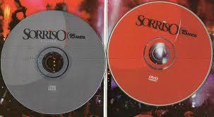 dvd cd sorriso maroto 15 anos ao vivo r 46 00 em mercado livre