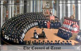 Council Of Trent Decree On The Eucharist Abjuration Of Heresy And Profession Of Faith From The Counsel Of Trent